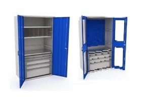 Шкафы инструментальные серии MODUL H=2000