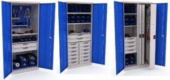Шкафы инструментальные серии ERGO 251