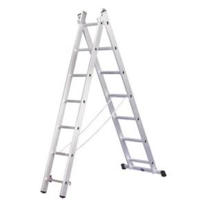 Лестницы двухсекционные универсальные