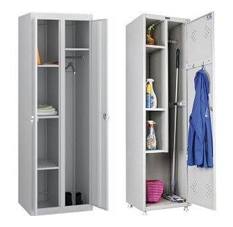 Шкаф для хранения инструментов для уборки