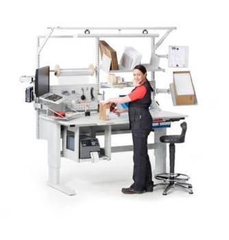 Упаковочные столы Treston Concept