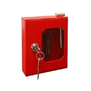 Ключницы настенные: шкафы для ключей металлические